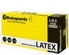 Bodyquard Latex Disposable Gloves GL818